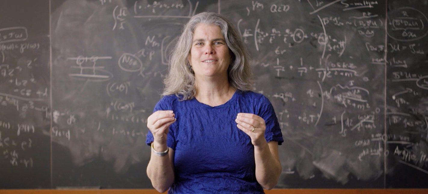 Introducing the Margaret Burbidge Visiting Professorship at
